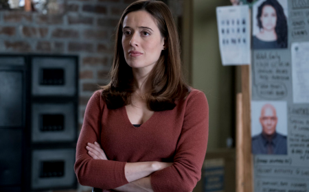 'Chicago PD' exclusive: Marina Squerciati on Burgess' move, Ruzek, Rixton, and more